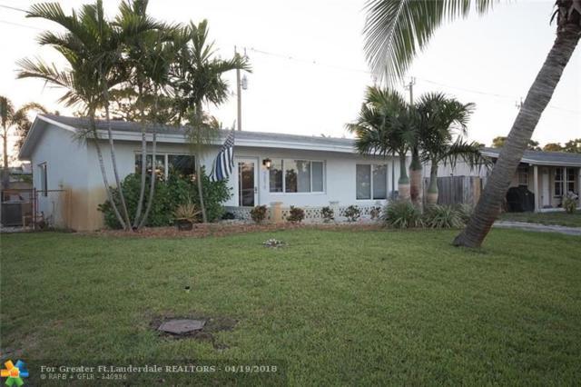 2879 NE 14th Ave, Pompano Beach, FL 33064 (MLS #F10118982) :: The O'Flaherty Team