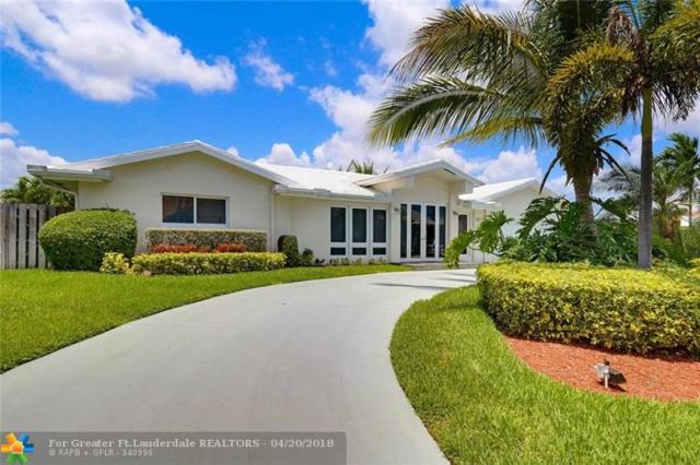 3821 NE 27th Ave, Lighthouse Point, FL 33064 (MLS #F10119006) :: The O'Flaherty Team