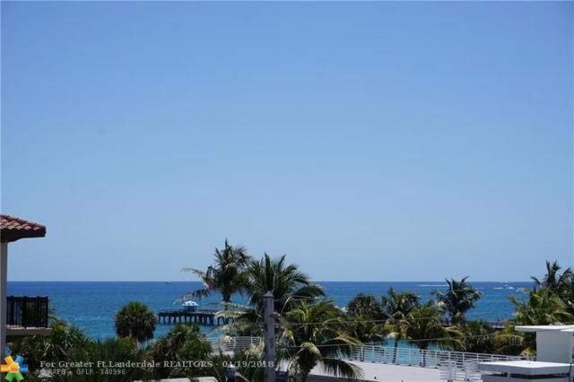 4445 El Mar Dr Ph2415, Lauderdale By The Sea, FL 33308 (MLS #F10119011) :: The O'Flaherty Team