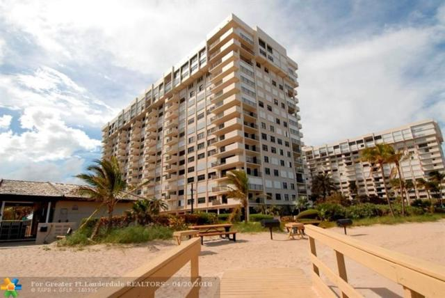 5000 N Ocean Blvd #1508, Lauderdale By The Sea, FL 33308 (MLS #F10119018) :: The O'Flaherty Team