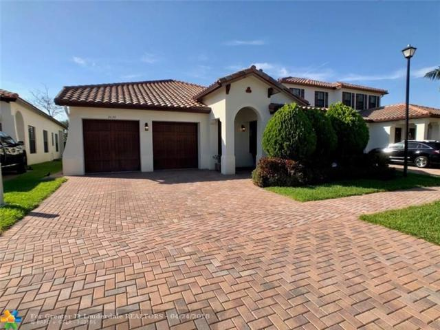 3630 NW 85th Ter, Cooper City, FL 33024 (MLS #F10119019) :: Green Realty Properties