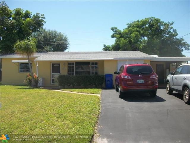 3331 NE 14th Ter, Pompano Beach, FL 33064 (MLS #F10119032) :: Green Realty Properties