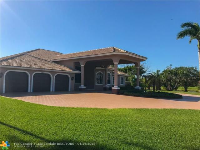 5655 SW 192 TER, Southwest Ranches, FL 33332 (MLS #F10119046) :: Green Realty Properties