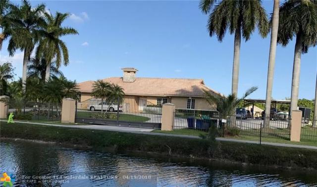 4301 SW 139th Ave, Miramar, FL 33027 (MLS #F10119047) :: Green Realty Properties