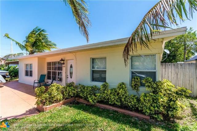 3160 NE 11th Ave, Pompano Beach, FL 33064 (MLS #F10119137) :: Green Realty Properties