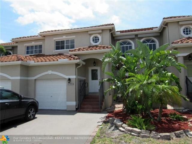 12862 SW 50th St #12862, Miramar, FL 33027 (MLS #F10119169) :: The O'Flaherty Team