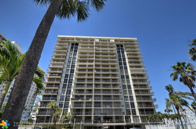 3031 N Ocean Blvd #1603, Fort Lauderdale, FL 33308 (MLS #F10119175) :: Green Realty Properties