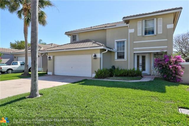 6460 NW 41st Ter, Coconut Creek, FL 33073 (MLS #F10119257) :: Green Realty Properties