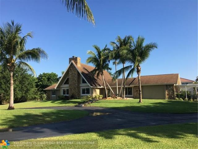 5011 Hawkhurst Ave, Southwest Ranches, FL 33331 (MLS #F10119277) :: Green Realty Properties
