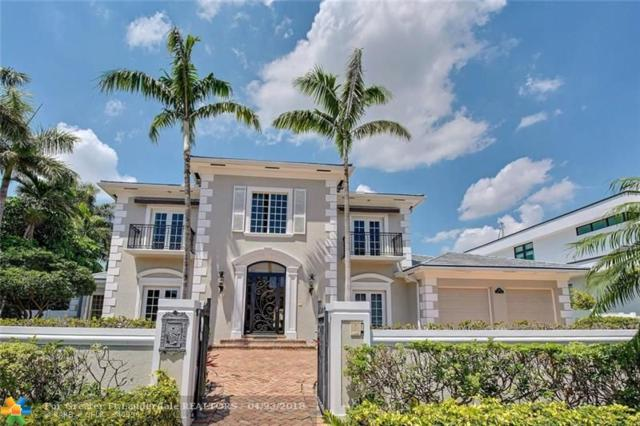 501 San Marco Dr, Fort Lauderdale, FL 33301 (MLS #F10119432) :: United Realty Group