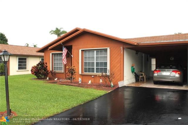 554 SE 5th Cir ., Boynton Beach, FL 33435 (MLS #F10119463) :: Green Realty Properties