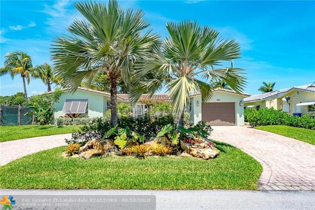 901 SE 11th St, Deerfield Beach, FL 33441 (MLS #F10119483) :: Green Realty Properties