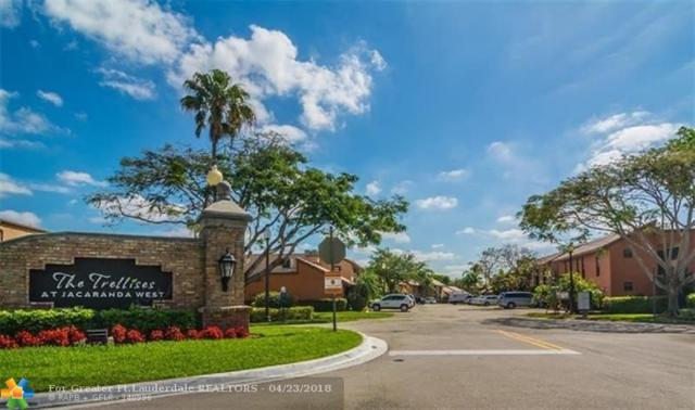 9727 N New River Canal Rd #632, Plantation, FL 33324 (MLS #F10119491) :: Green Realty Properties
