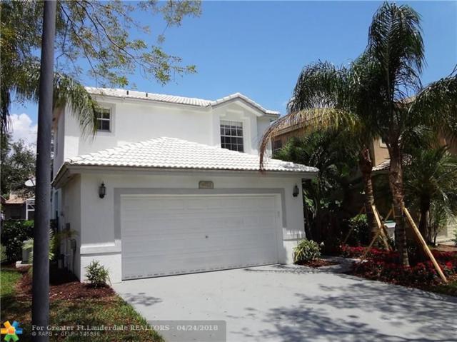4923 Pelican Mnr, Coconut Creek, FL 33073 (MLS #F10119599) :: Green Realty Properties