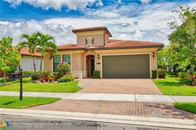 9050 Carrington Ave, Parkland, FL 33076 (MLS #F10119610) :: Green Realty Properties