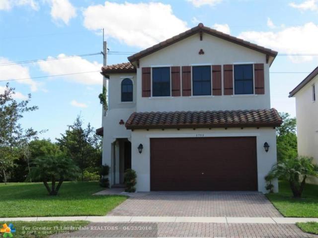 3755 SW 90th Ave, Miramar, FL 33025 (MLS #F10119615) :: Green Realty Properties