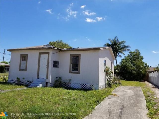 3508 Avenue S, Riviera Beach, FL 33404 (MLS #F10119676) :: Green Realty Properties