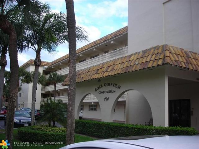 200 E Royal Palm Rd #206, Boca Raton, FL 33432 (MLS #F10119759) :: Green Realty Properties