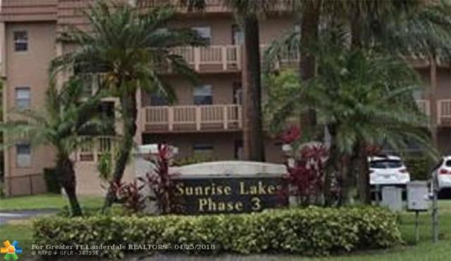 9801 Sunrise Lakes Blvd #210, Sunrise, FL 33322 (MLS #F10119884) :: Green Realty Properties