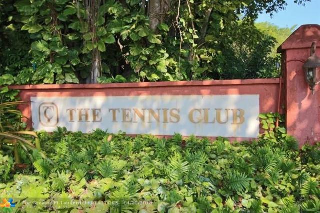 650 Tennis Club Dr #102, Fort Lauderdale, FL 33311 (MLS #F10119896) :: Green Realty Properties