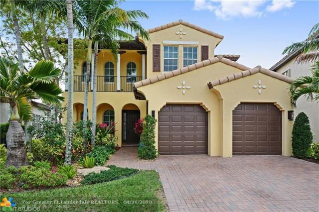 10812 NW 80th Cir, Parkland, FL 33076 (MLS #F10119979) :: Green Realty Properties