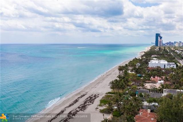 3180 S Ocean Dr #1709, Hallandale, FL 33009 (MLS #F10119983) :: Green Realty Properties