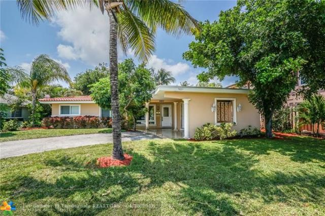 5831 NE 22nd Way, Fort Lauderdale, FL 33308 (MLS #F10119984) :: Green Realty Properties