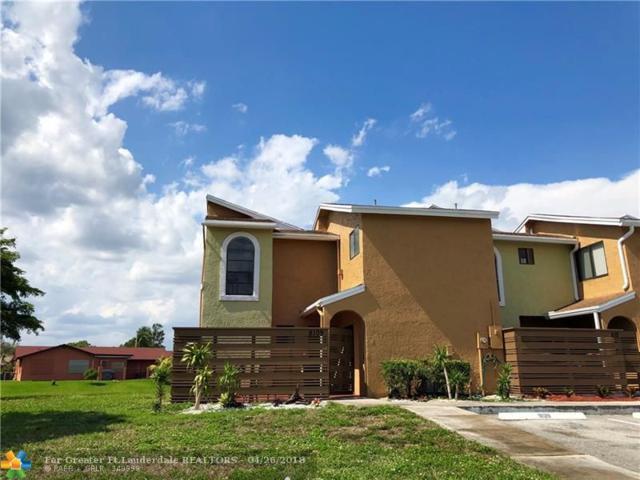 8109 NW 71st Ct #8109, Tamarac, FL 33321 (MLS #F10120029) :: Green Realty Properties