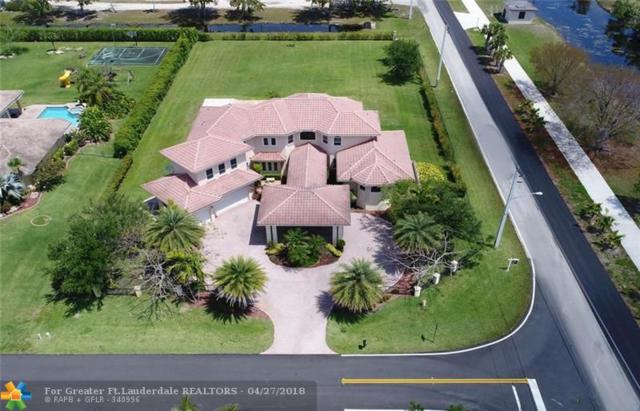 11203 NW 9th St, Plantation, FL 33325 (MLS #F10120095) :: Green Realty Properties