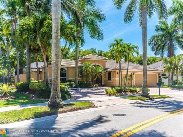 2555 Montclaire Cir, Weston, FL 33327 (MLS #F10120097) :: Green Realty Properties