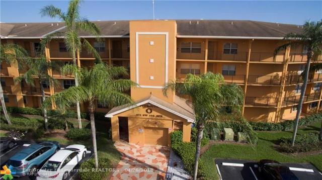 571 SW 142nd Ave 310-O, Pembroke Pines, FL 33027 (MLS #F10120132) :: Green Realty Properties