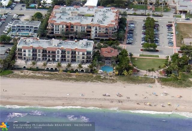 4445 El Mar Dr 2-215, Lauderdale By The Sea, FL 33308 (MLS #F10120135) :: Green Realty Properties