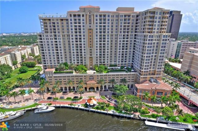 511 SE 5TH AVE #1721, Fort Lauderdale, FL 33301 (MLS #F10120179) :: Green Realty Properties