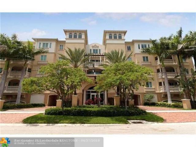 2765 NE 14th St 3N, Fort Lauderdale, FL 33304 (MLS #F10120210) :: Green Realty Properties