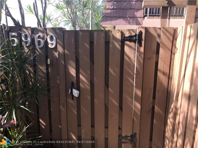 5969 NW 54th Ln #0, Tamarac, FL 33319 (MLS #F10120249) :: Green Realty Properties