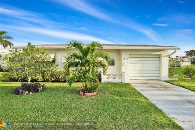 6820 NW 14th St, Margate, FL 33063 (MLS #F10120272) :: Green Realty Properties
