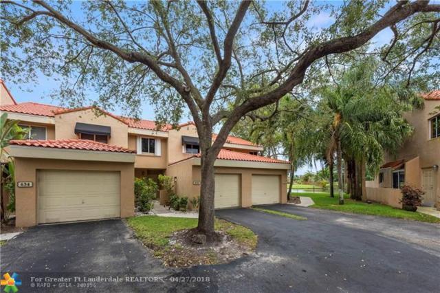 632 N University Dr #632, Plantation, FL 33324 (MLS #F10120292) :: Green Realty Properties