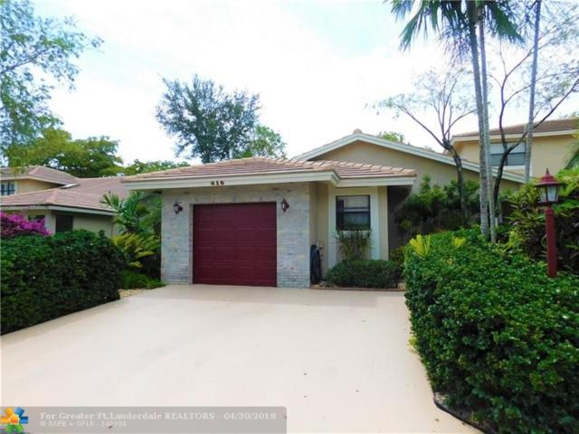 416 Lake Point South Ln #416, Deerfield Beach, FL 33442 (MLS #F10120493) :: Green Realty Properties