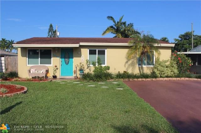 1005 N 31st Ct, Hollywood, FL 33021 (MLS #F10120548) :: Green Realty Properties
