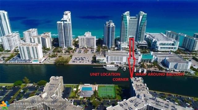400 Leslie Dr #321, Hallandale, FL 33009 (MLS #F10120654) :: Green Realty Properties