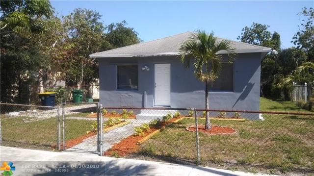 708 SW 7th St, Dania Beach, FL 33004 (MLS #F10120658) :: Green Realty Properties
