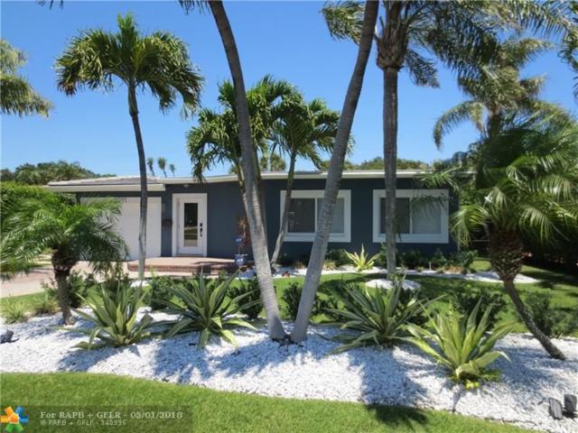 2011 NE 27th St, Lighthouse Point, FL 33064 (MLS #F10120693) :: Green Realty Properties