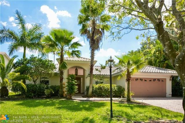 5019 NW 106th Ave, Coral Springs, FL 33076 (MLS #F10120711) :: Green Realty Properties