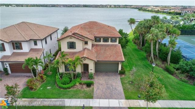 11480 Carrington Ave, Parkland, FL 33076 (MLS #F10120727) :: Green Realty Properties