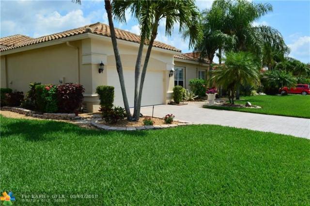 6603 Maggiore Drive, Boynton Beach, FL 33472 (MLS #F10120740) :: The Dixon Group