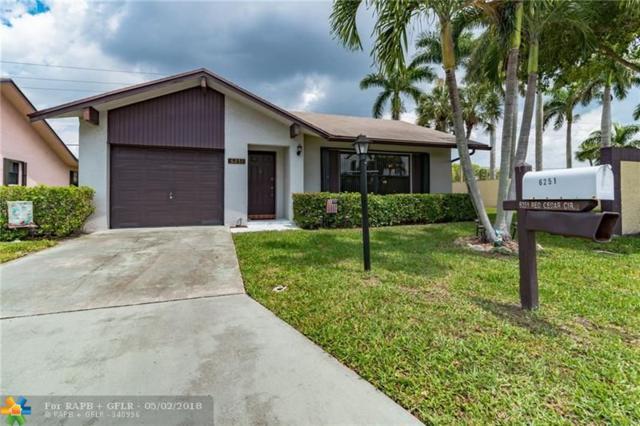 6251 Red Cedar, Lake Worth, FL 33463 (MLS #F10120783) :: Green Realty Properties