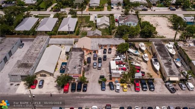 341 SE 2nd Ave, Delray Beach, FL 33483 (MLS #F10120806) :: Green Realty Properties