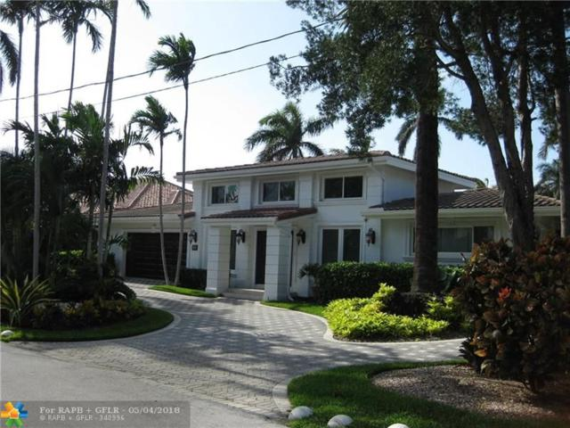 2537 Lucille Dr, Fort Lauderdale, FL 33316 (MLS #F10120910) :: Green Realty Properties