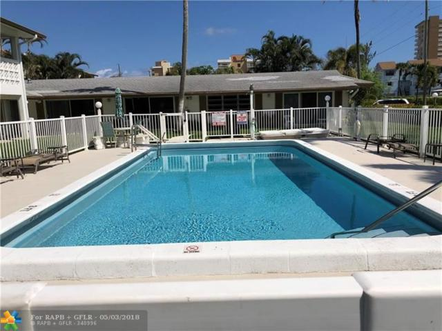 3223 NE 12th St 5E, Pompano Beach, FL 33062 (MLS #F10120929) :: Green Realty Properties