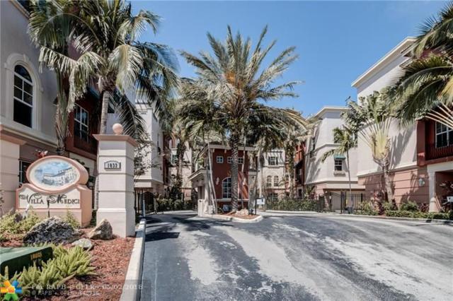 1033 NE 17th Way #2105, Fort Lauderdale, FL 33304 (MLS #F10120995) :: Green Realty Properties
